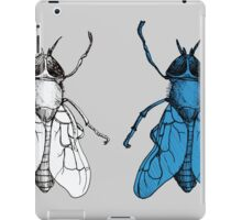 One Fly, Two Fly iPad Case/Skin