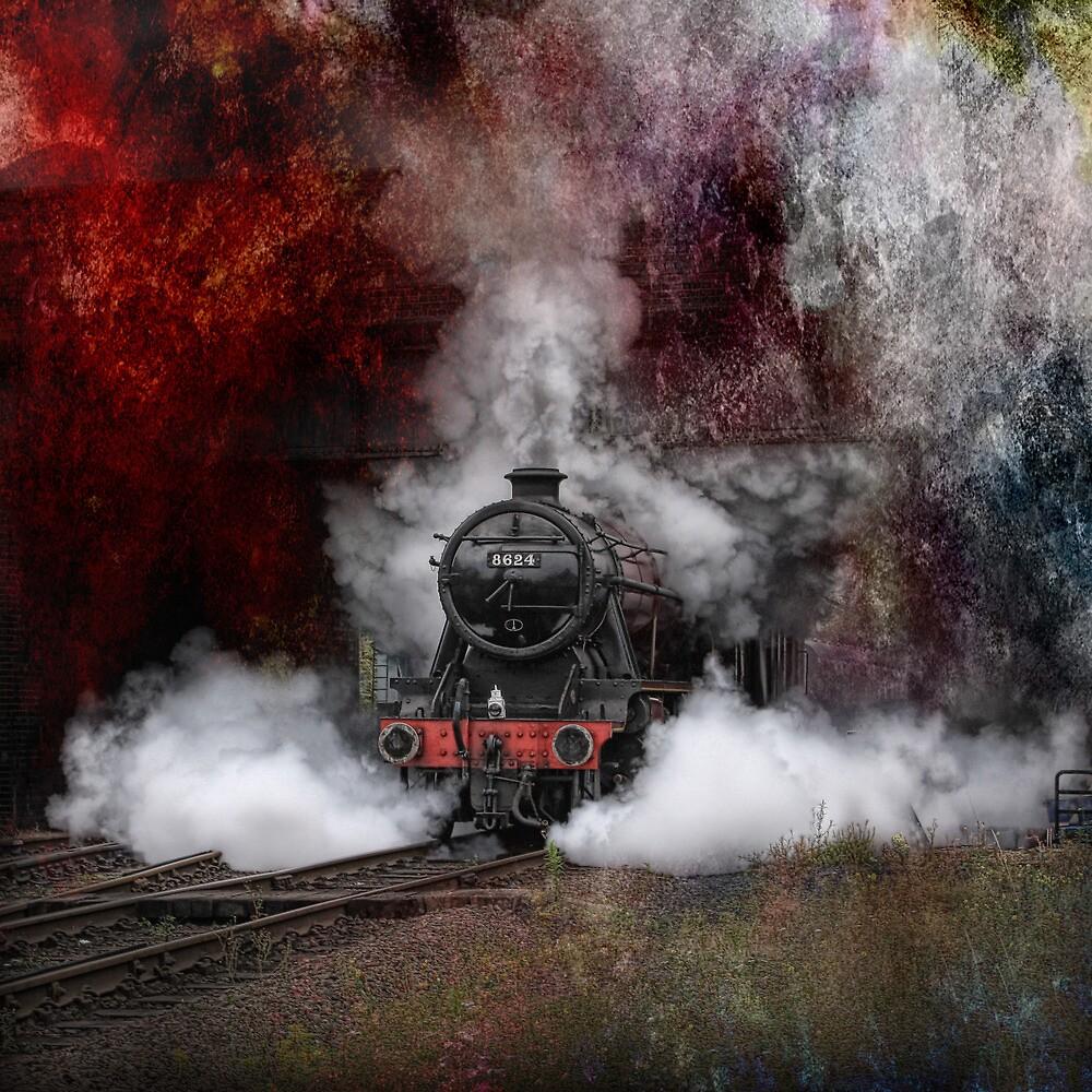 Midnight Express by Martin Crush