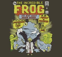 THE INCREDIBLE FROG T-Shirt