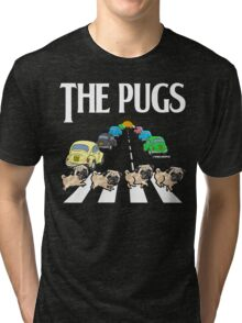 The Pugs Tri-blend T-Shirt