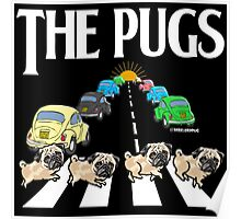 The Pugs Poster