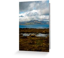 Beara Peninsula Greeting Card