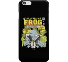 THE INCREDIBLE FROG iPhone Case/Skin