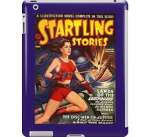 Women with Ray Guns iPad Case/Skin