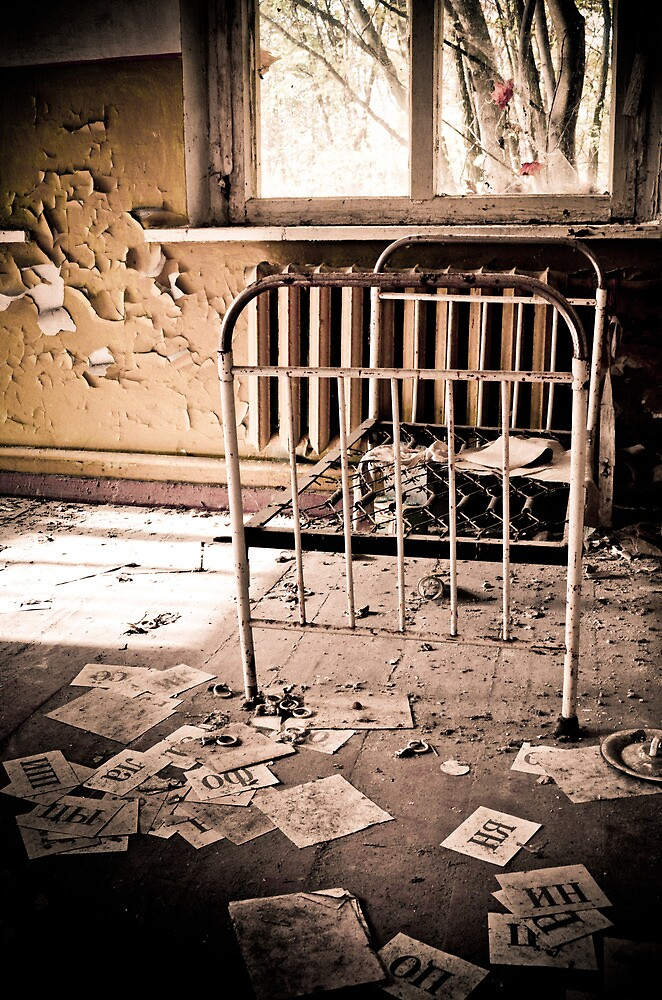 Bare ~ Chernobyl by Josephine Pugh