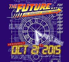 The Future... Already Been There Oct 21st 2015 by Robiberg