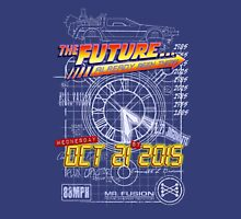 The Future... Already Been There Oct 21st 2015 T-Shirt