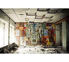 Space Age Dreams ~ Pripyat  Photographic Print