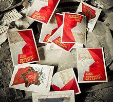 Commemoration ~ Pripyat  by Josephine Pugh