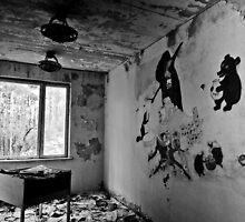 Teddy Bears' Picnic ~ Pripyat  by Josephine Pugh