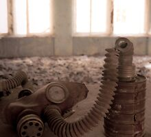 Helpless ~ Pripyat by Josephine Pugh
