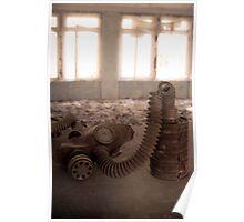 Helpless ~ Pripyat Poster