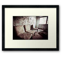 A Long Wait ~ Pripyat  Framed Print