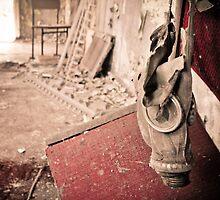 Hung ~ Pripyat  by Josephine Pugh