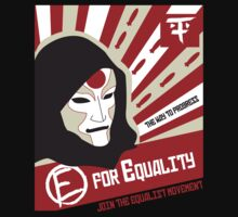 E for Equality by Rachael Thomas