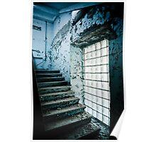 Blue Ascent ~ Pripyat  Poster