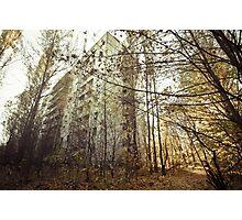 Overtaken ~ Pripyat  Photographic Print