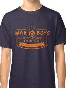 War Boys Auto Repair Classic T-Shirt