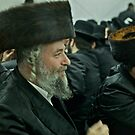 "7 ★★★★★ . A tish takes place at the meals in honor of the Shabbat, Jewish holidays, yahrzeit (""annual memorial"") for previous rebbes of that dynasty. by Doktor Faustus. Fav 2  views 256 .  Hat Heads ! by © Andrzej Goszcz,M.D. Ph.D"