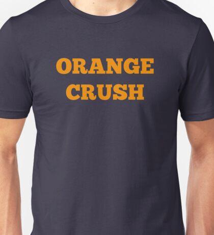 Orange Crush Unisex T-Shirt