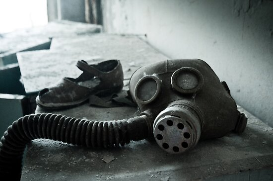 Childhood ~ Pripyat  by Josephine Pugh