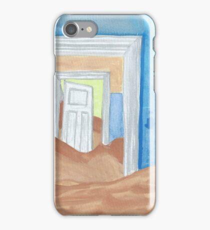 Sandy Doors iPhone Case/Skin