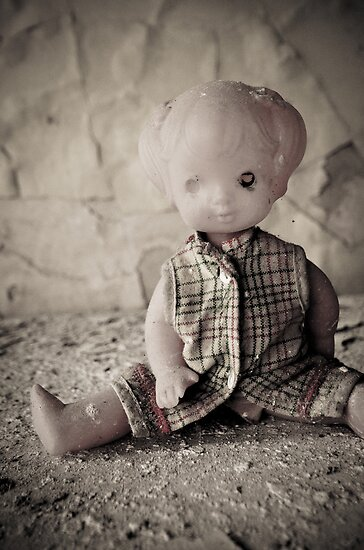 I'm Watching You ~ Pripyat  by Josephine Pugh