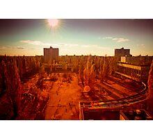Pripyat: Half-Life  Photographic Print