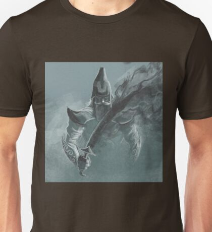 fog sword warrior Unisex T-Shirt
