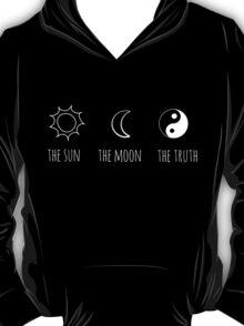 The Sun, The Moon, The Truth T-Shirt