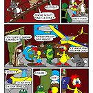"Rick the chick  ""THE MAGIC SHELL (ITALIANO) parte 13"" by CLAUDIO COSTA"