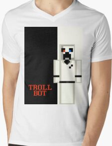 Scarface - Trollface Edition Mens V-Neck T-Shirt