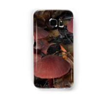 Mushroom Kingdom (3968) Samsung Galaxy Case/Skin