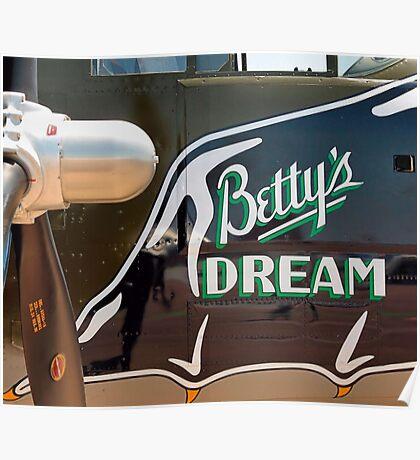 Betty's Dream Poster