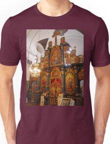 Iconostasis in Blagovestenska Church T-Shirt