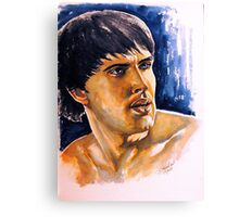 Colin Morgan, featured in Art Universe, Shameless Self-Promotion Canvas Print