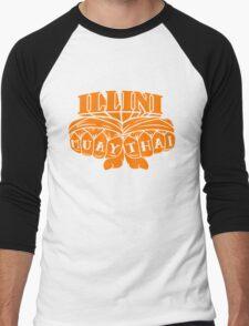 Illini Muay Thai - Fists Men's Baseball ¾ T-Shirt