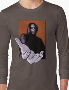 Death Goes In Fear of What It Cannot Be Long Sleeve T-Shirt