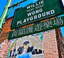 Willie Wong Playground by MalinRawl
