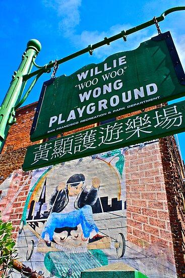Willie Wong Playground by MalinRawl