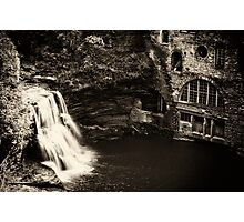 The Old Power Plant Photographic Print