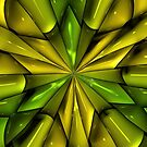 Lemon Lime Kaleidoscope by shutterbug2010