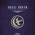 House Arryn iPhone Case by liquidsouldes