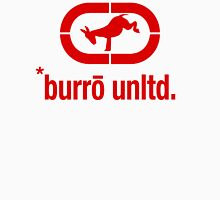 Burro Unlimited Red Unisex T-Shirt