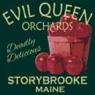 Evil Queen Orchards by waywardtees