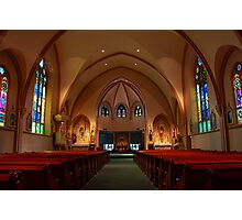 St. Mary HDR Photographic Print
