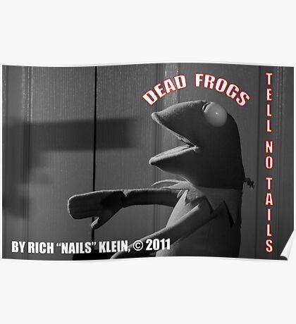 Kermit Noir!!! Poster