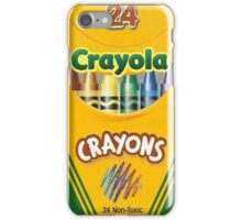 An Orgy of Colours iPhone Case/Skin