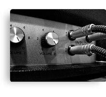 Marshall Amp #2 Canvas Print