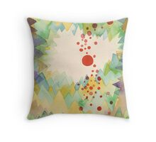 Creation. Throw Pillow